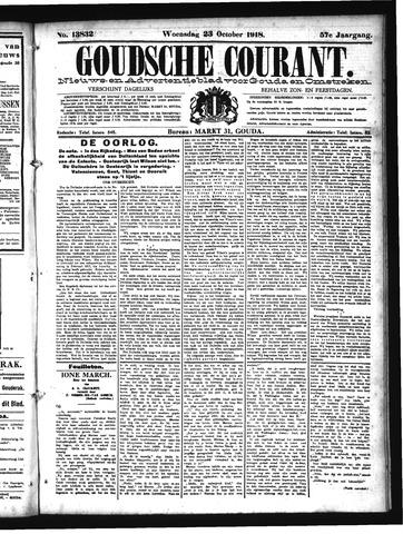 Goudsche Courant 1918-10-23