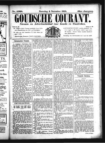 Goudsche Courant 1910-11-05