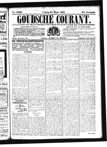Goudsche Courant 1919-03-28