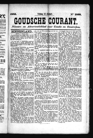 Goudsche Courant 1883-01-12