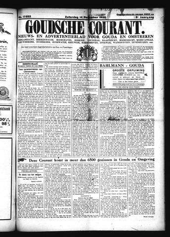 Goudsche Courant 1929-12-14