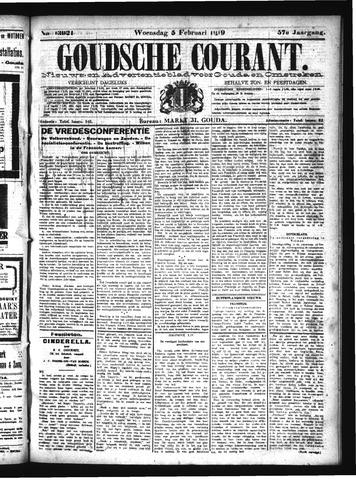Goudsche Courant 1919-02-05