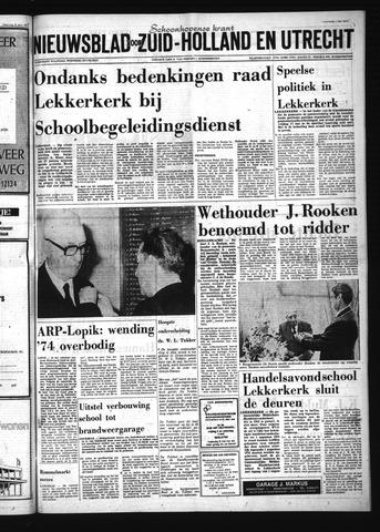 Schoonhovensche Courant 1974-05-01