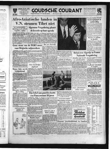 Goudsche Courant 1959-10-13