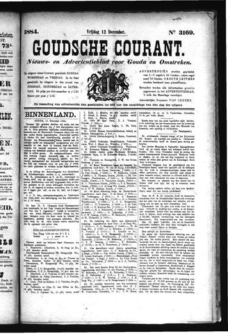 Goudsche Courant 1884-12-12