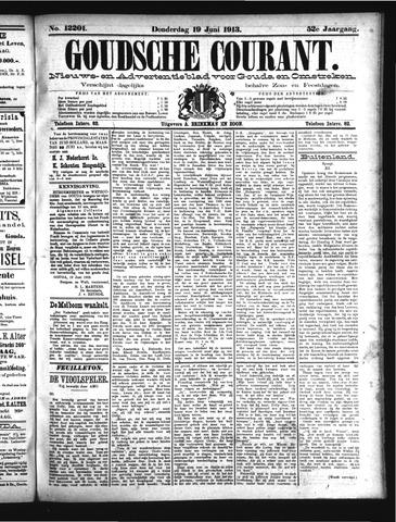 Goudsche Courant 1913-06-19
