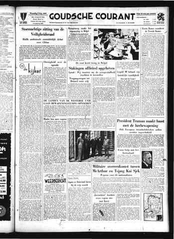 Goudsche Courant 1950-08-02