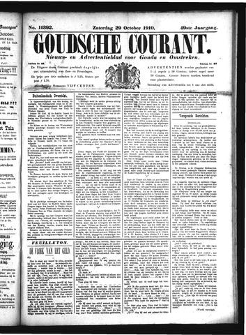 Goudsche Courant 1910-10-29