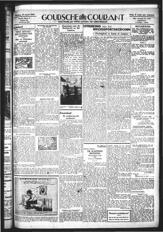 Goudsche Courant 1943-04-13