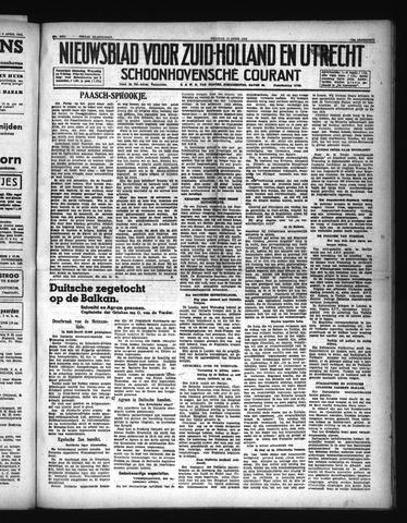 Schoonhovensche Courant 1941-04-11