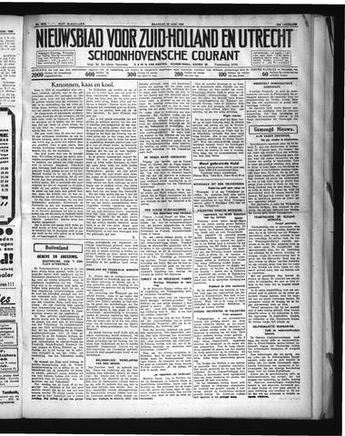 Schoonhovensche Courant 1936-06-29