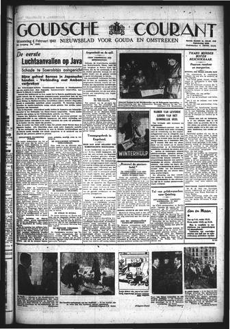 Goudsche Courant 1942-02-04