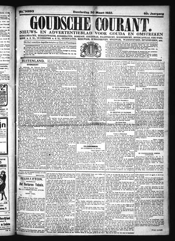 Goudsche Courant 1922-03-30