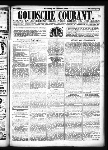 Goudsche Courant 1932-10-24