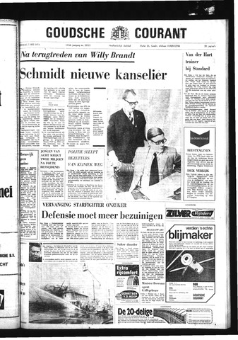 Goudsche Courant 1974-05-07