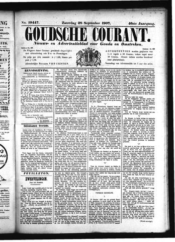 Goudsche Courant 1907-09-28