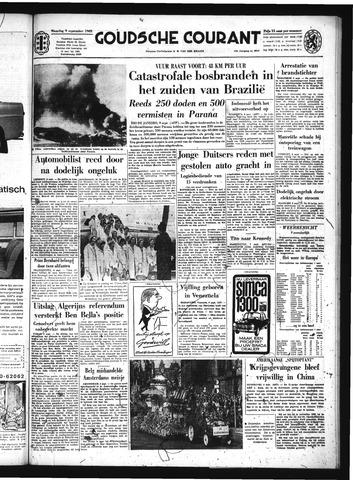 Goudsche Courant 1963-09-09