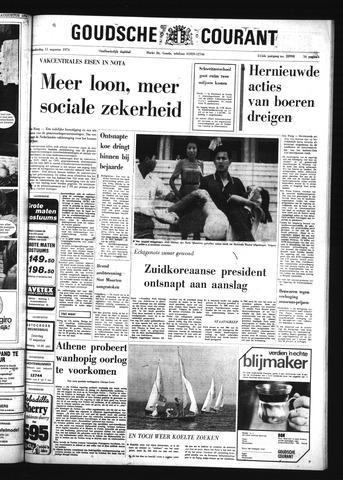 Goudsche Courant 1974-08-15