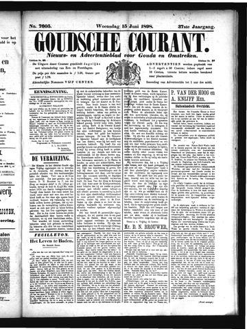 Goudsche Courant 1898-06-15