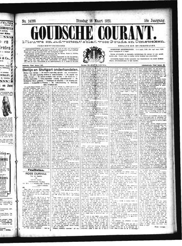 Goudsche Courant 1920-03-16