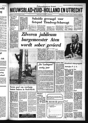 Schoonhovensche Courant 1975-10-29