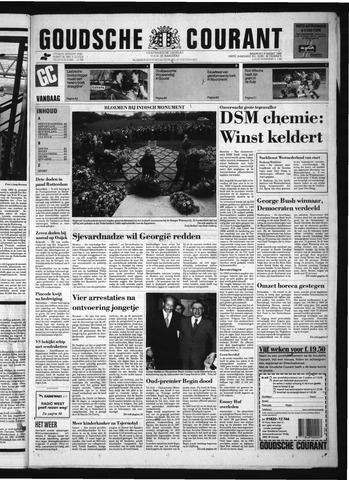 Goudsche Courant 1992-03-09
