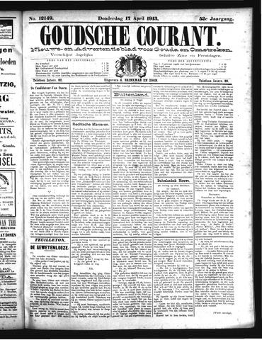 Goudsche Courant 1913-04-17