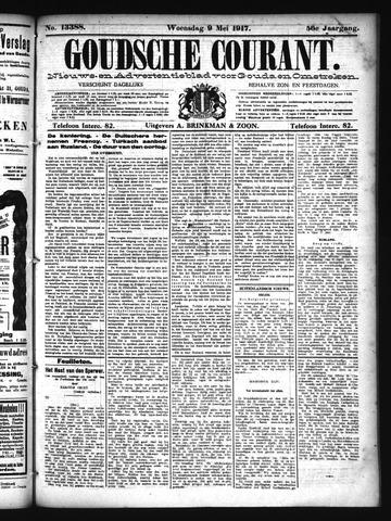Goudsche Courant 1917-05-09