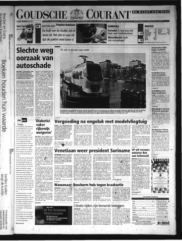Goudsche Courant 2005-08-04