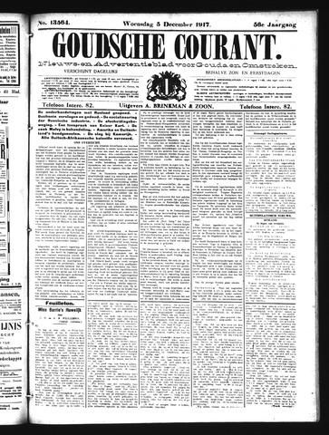 Goudsche Courant 1917-12-05