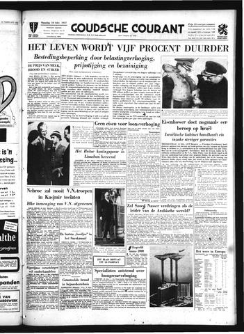 Goudsche Courant 1957-02-18