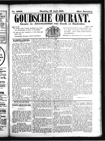 Goudsche Courant 1907-04-29