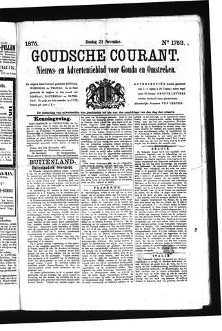 Goudsche Courant 1875-11-21