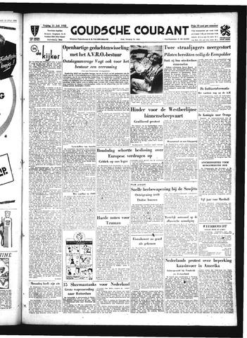 Goudsche Courant 1952-07-11