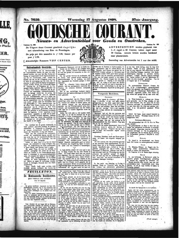 Goudsche Courant 1898-08-17