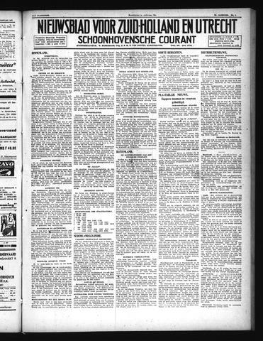 Schoonhovensche Courant 1947-01-22