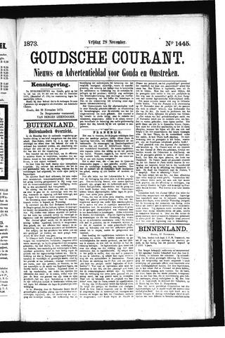 Goudsche Courant 1873-11-28