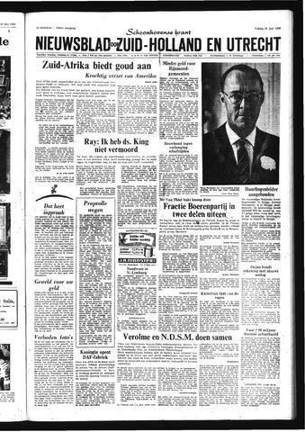 Schoonhovensche Courant 1968-06-28