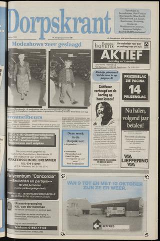 Dorpskrant 1991-10-09