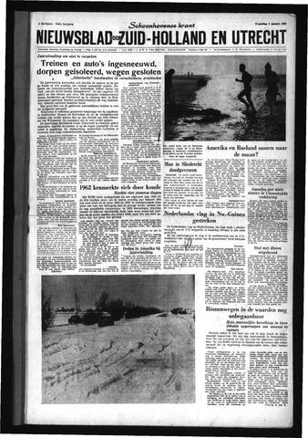 Schoonhovensche Courant 1963