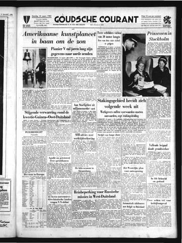 Goudsche Courant 1960-03-12