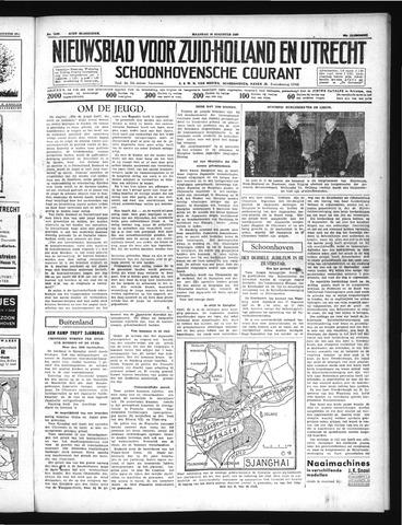 Schoonhovensche Courant 1937-08-16