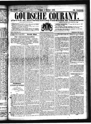 Goudsche Courant 1920-10-01
