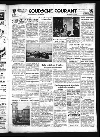 Goudsche Courant 1951-01-08