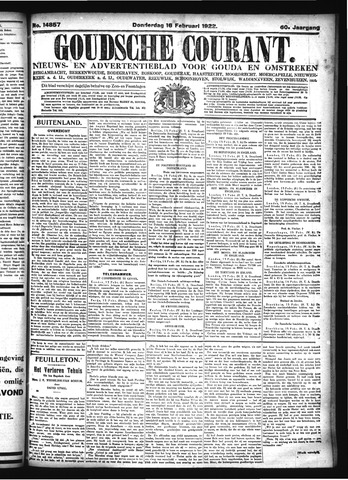Goudsche Courant 1922-02-16
