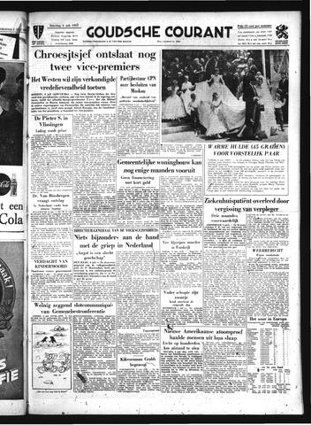 Goudsche Courant 1957-07-06