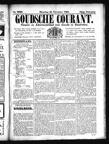 Goudsche Courant 1895-11-25