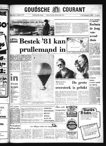 Goudsche Courant 1978-08-17