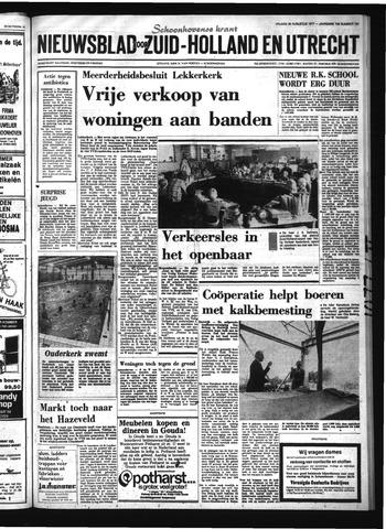 Schoonhovensche Courant 1977-08-26