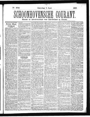 Schoonhovensche Courant 1906-06-02